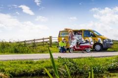 Wegenwacht service voor fiets scooter en scootmobiel