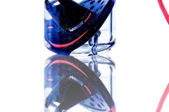 Waterproof watersportproducten die onderwater kunnen.
